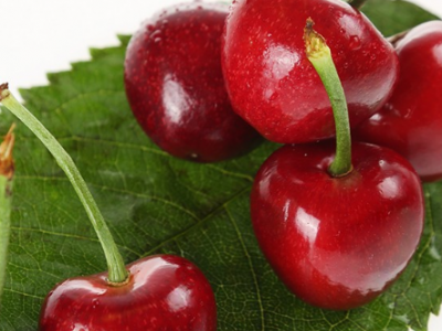 新鲜山东大樱桃2斤礼盒装 美早车厘子水果