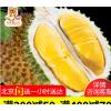 马来西亚猫山王榴莲新鲜水果冷冻保鲜正宗进口整果带壳顺丰包邮